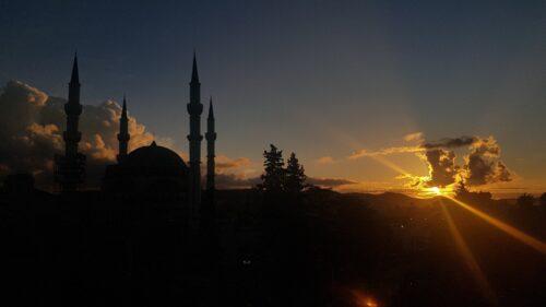 Mezquita en Tirana