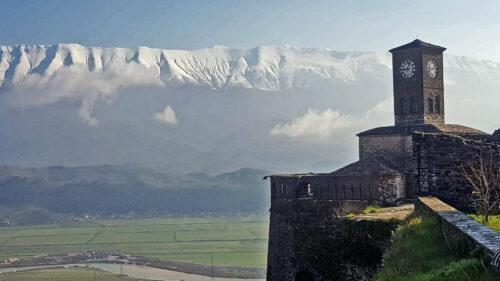 Torre del Reloj en Gjirokastër
